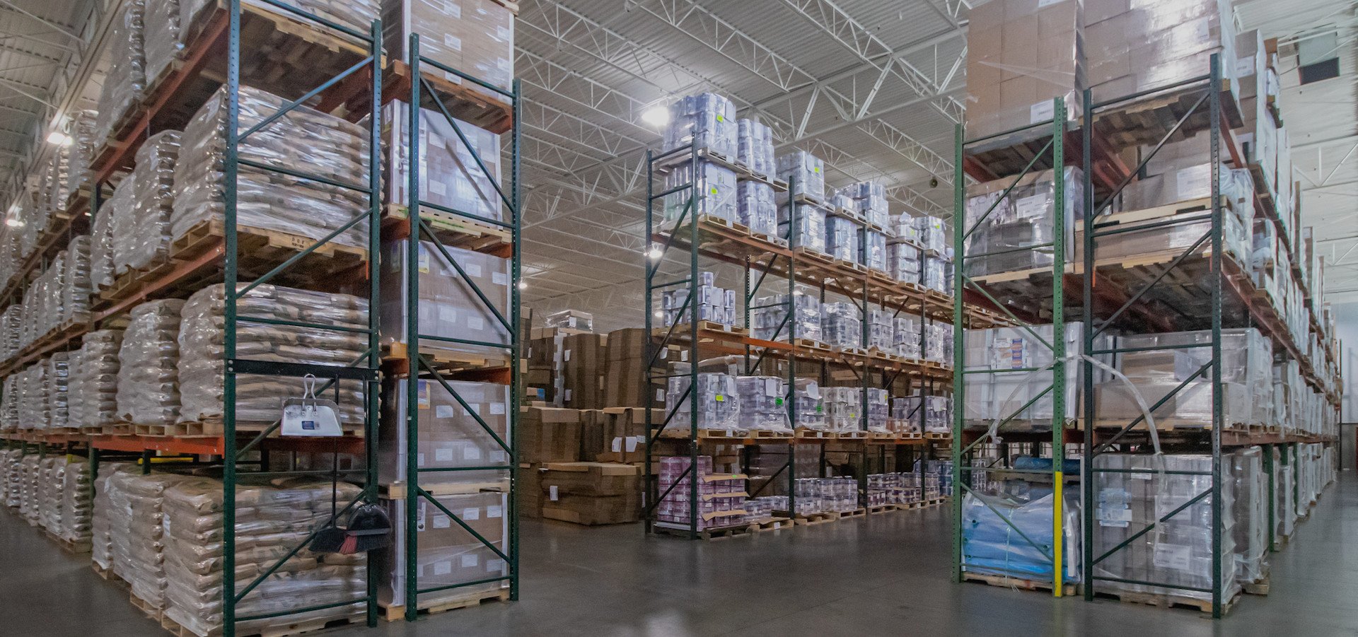 Full Service Warehousing & Distribution